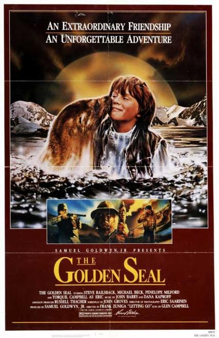 The Golden Seal Movie Poster Print (27 x 40) - Item # MOVEJ3377