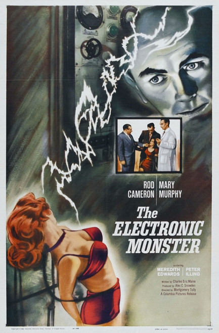 The Electronic Monster Movie Poster Print (27 x 40) - Item # MOVGI8379