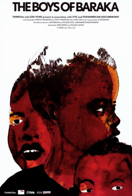 Boys of Baraka Movie Poster Print (27 x 40) - Item # MOVAH9394
