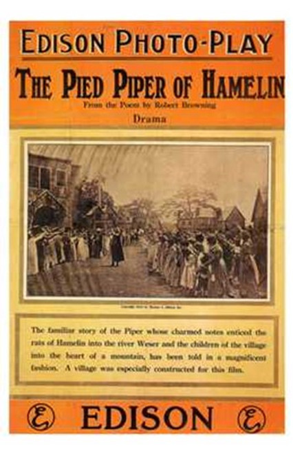 The Pied Piper of Hamelin Movie Poster (11 x 17) - Item # MOV197437