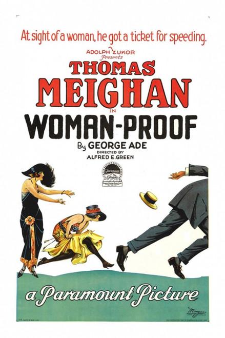 Woman-Proof Movie Poster Print (27 x 40) - Item # MOVEI5341