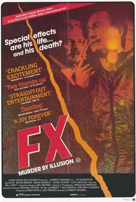 Fx Murder By Illusion Movie Poster (11 x 17) - Item # MOV213077