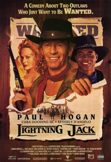 Lightning Jack Movie Poster (11 x 17) - Item # MOV210876