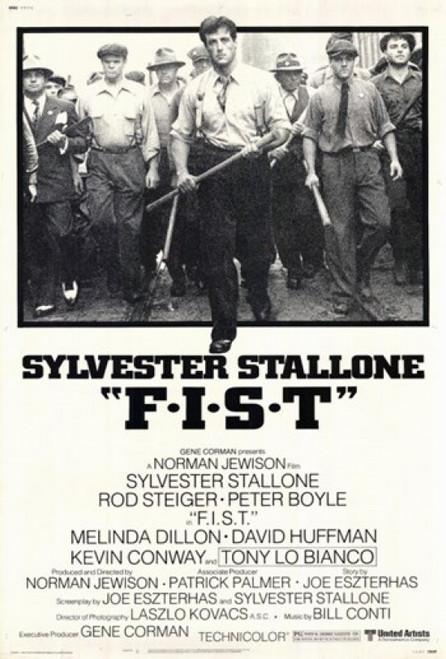 F.I.S.T. Movie Poster (11 x 17) - Item # MOV243306