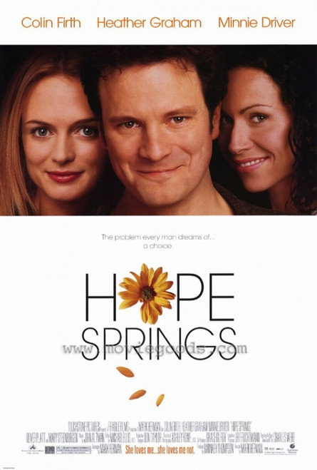 Hope Springs Movie Poster Print (27 x 40) - Item # MOVEF6396