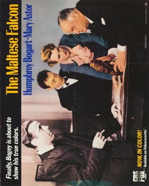 The Maltese Falcon Movie Poster (17 x 11) - Item # MOV299653