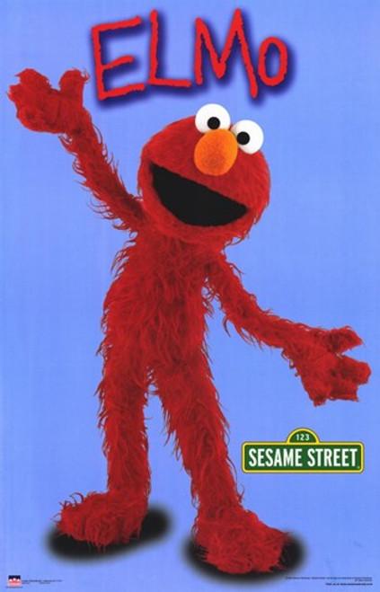 Sesame Street Movie Poster (11 x 17) - Item # MOV284221