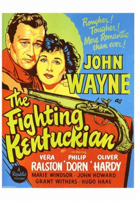 The Fighting Kentuckian Movie Poster Print (27 x 40) - Item # MOVIF9349