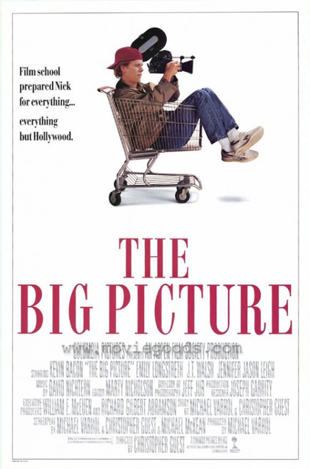 The Big Picture Movie Poster Print (27 x 40) - Item # MOVCF8612