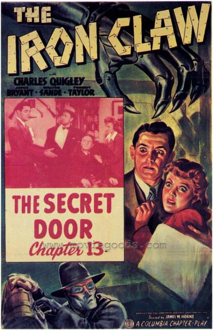 The Iron Claw Movie Poster Print (27 x 40) - Item # MOVGF2340