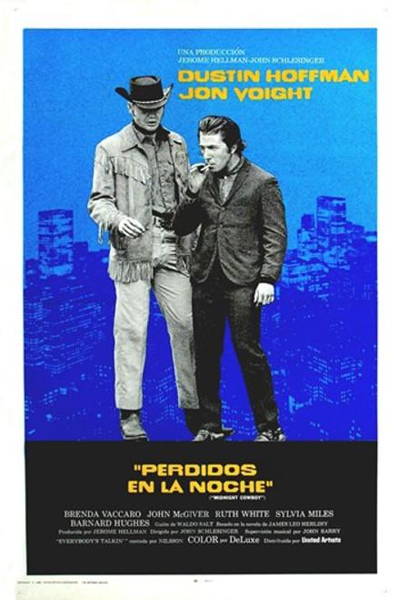 Midnight Cowboy Movie Poster (11 x 17) - Item # MOV416417