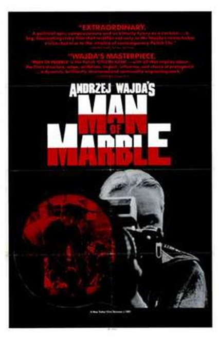 Man of Marble Movie Poster (11 x 17) - Item # MOV198417