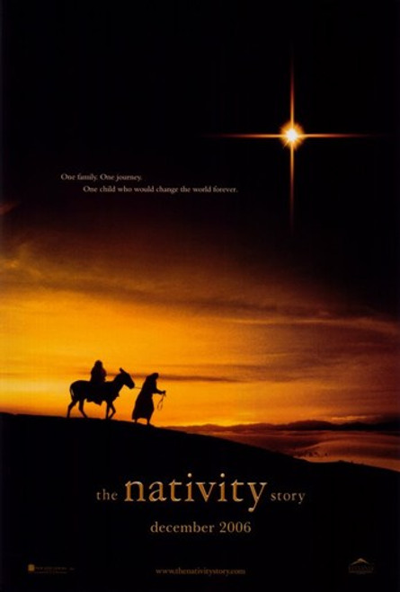 The Nativity Story Movie Poster (11 x 17) - Item # MOV376209