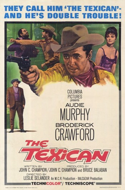 The Texican Movie Poster (11 x 17) - Item # MOV209147