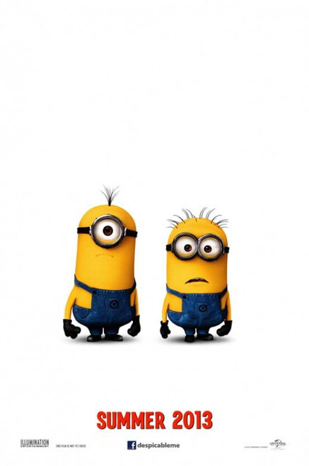 Despicable Me 2 Movie Poster Print (27 x 40) - Item # MOVIB50105
