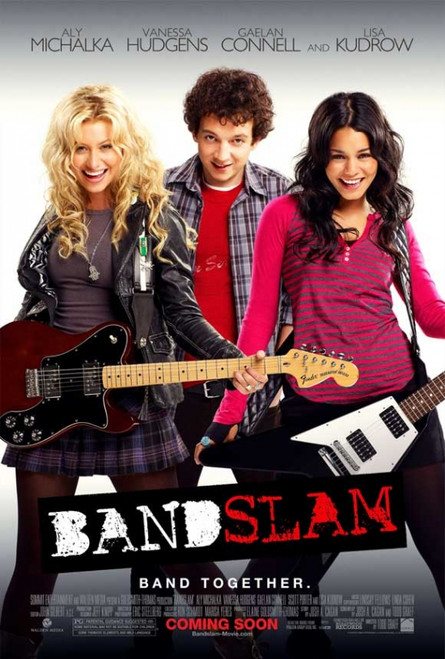 Bandslam Movie Poster Print (27 x 40) - Item # MOVGB59000