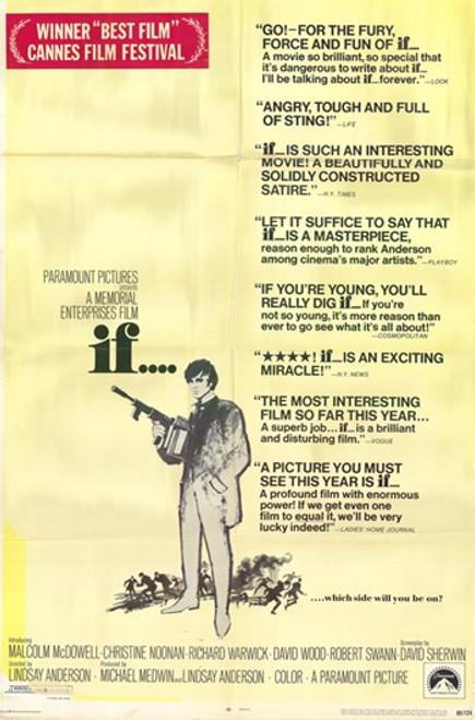 If.... Movie Poster (11 x 17) - Item # MOV253459