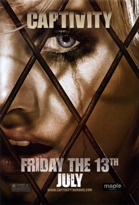 Captivity Movie Poster (11 x 17) - Item # MOV402107