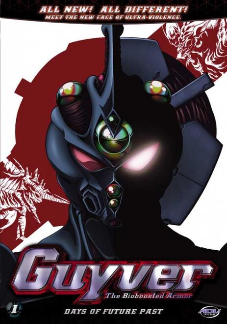 Guyver: The Bioboosted Armor Movie Poster Print (27 x 40) - Item # MOVAJ1011