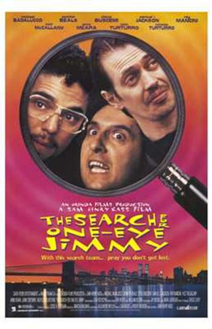 The Search for One Eyed Jimmy Movie Poster (11 x 17) - Item # MOV233290
