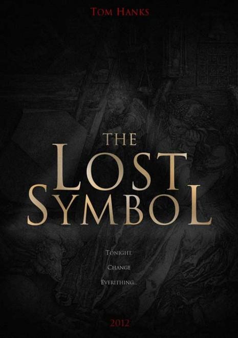 The Lost Symbol Movie Poster Print (27 x 40) - Item # MOVGB07143
