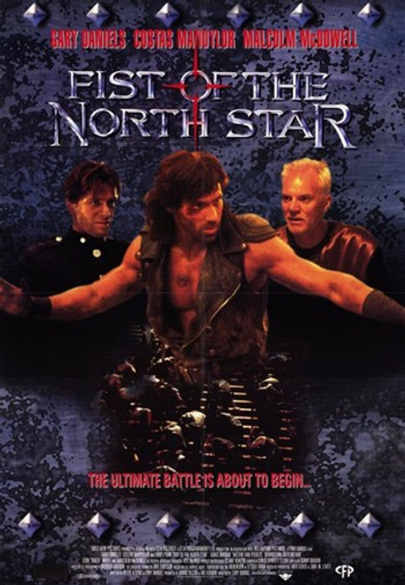 Fist of the North Star Movie Poster (11 x 17) - Item # MOV203811