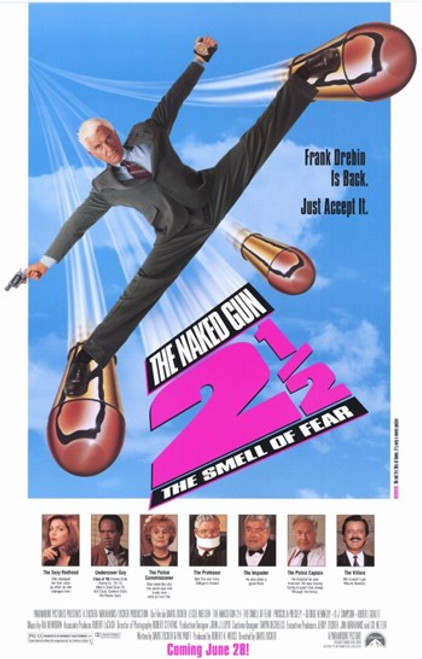 Naked Gun 2 1-2 Smell of Fear Movie Poster (11 x 17) - Item # MOV204402