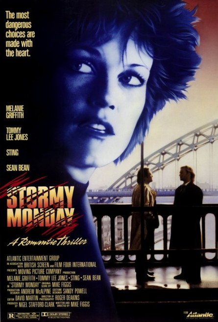 Stormy Monday Movie Poster Print (27 x 40) - Item # MOVIF9316