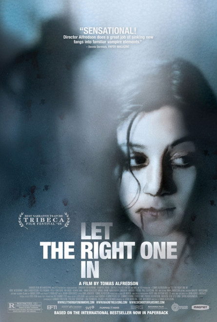 Let the Right One In Movie Poster Print (27 x 40) - Item # MOVCI9400