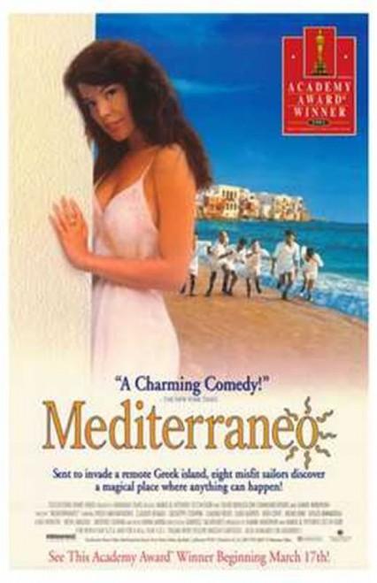 Mediterraneo Movie Poster (11 x 17) - Item # MOV189848