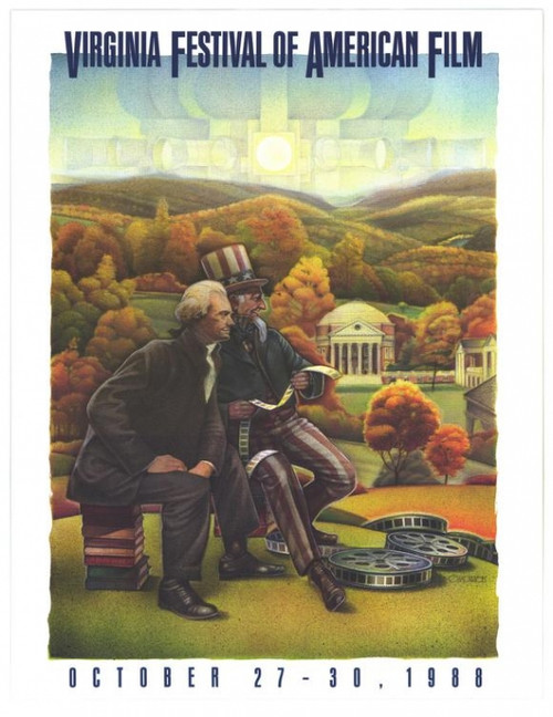 Virginia Festival of American Film Movie Poster Print (27 x 40) - Item # MOVEH9713