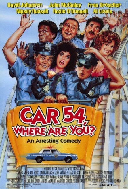 Car 54, Where Are You? Movie Poster Print (27 x 40) - Item # MOVAH9356