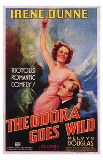 Theodora Goes Wild Movie Poster (11 x 17) - Item # MOV197375