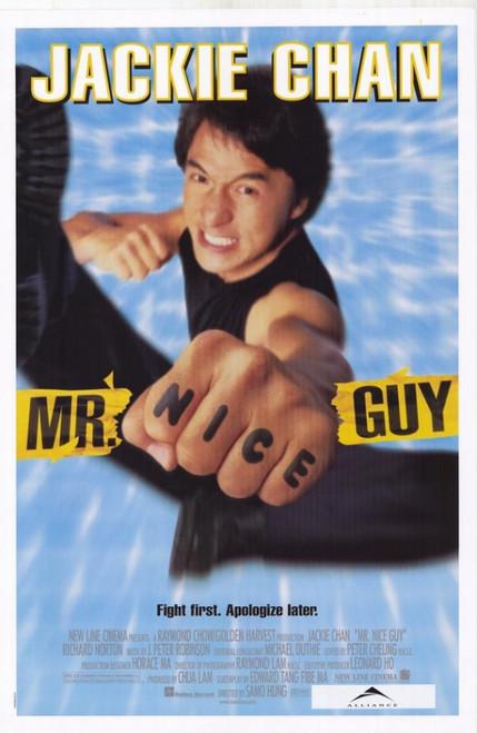 Mr. Nice Guy Movie Poster Print (27 x 40) - Item # MOVIH1408