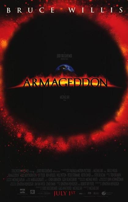 Armageddon Movie Poster (11 x 17) - Item # MOV196363