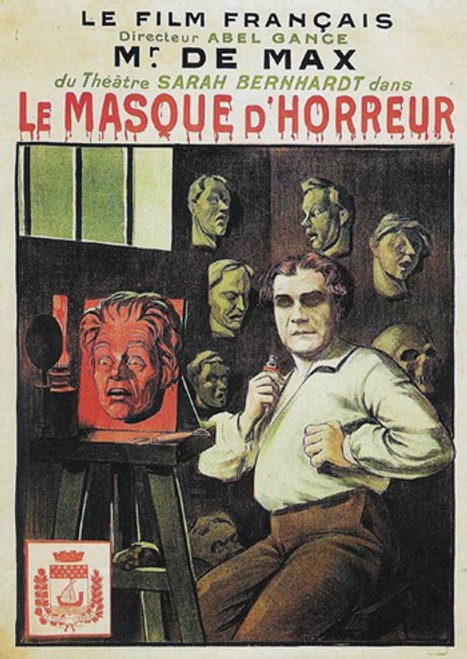 Le Masque d'horreur Movie Poster (11 x 17) - Item # MOV417311