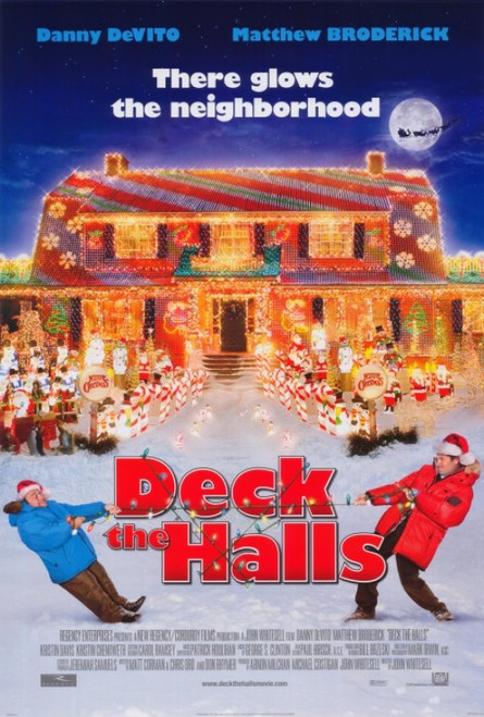 Deck the Halls Movie Poster Print (27 x 40) - Item # MOVEH2904