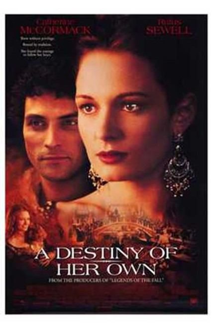 Destiny of Her Own a Movie Poster (11 x 17) - Item # MOV203663