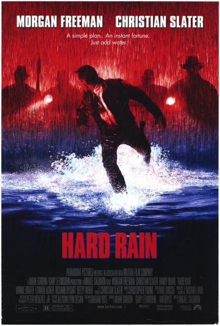 Hard Rain Movie Poster Print (27 x 40) - Item # MOVIH8685