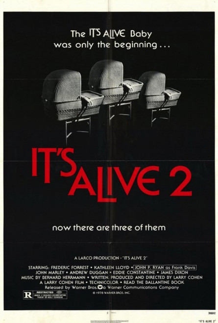 It's Alive 2 Movie Poster Print (27 x 40) - Item # MOVIF6426