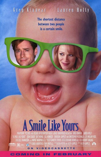 A Smile Like Yours Movie Poster (11 x 17) - Item # MOV231120
