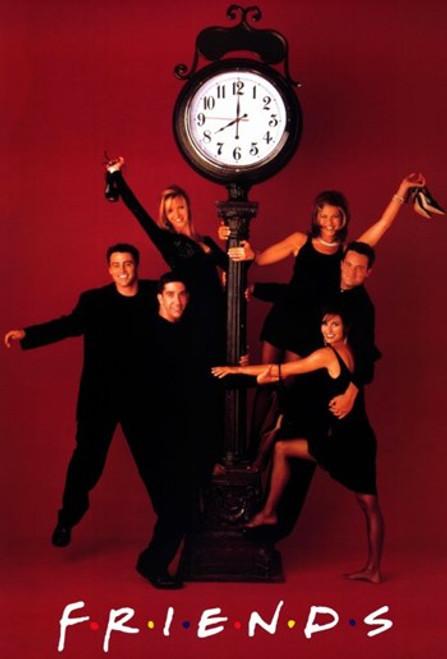 Friends (TV) Movie Poster (11 x 17) - Item # MOV241640