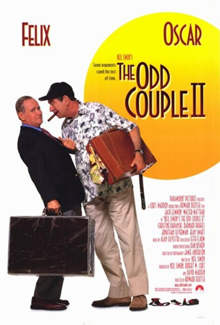 Neil Simon's The Odd Couple 2 Movie Poster (11 x 17) - Item # MOV211073