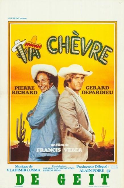 Knock On Wood Movie Poster (11 x 17) - Item # MOV362373