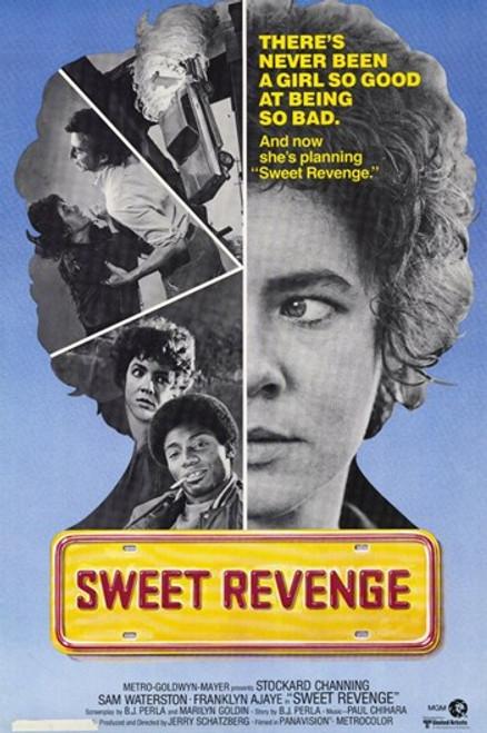 Sweet Revenge Movie Poster (11 x 17) - Item # MOV232802
