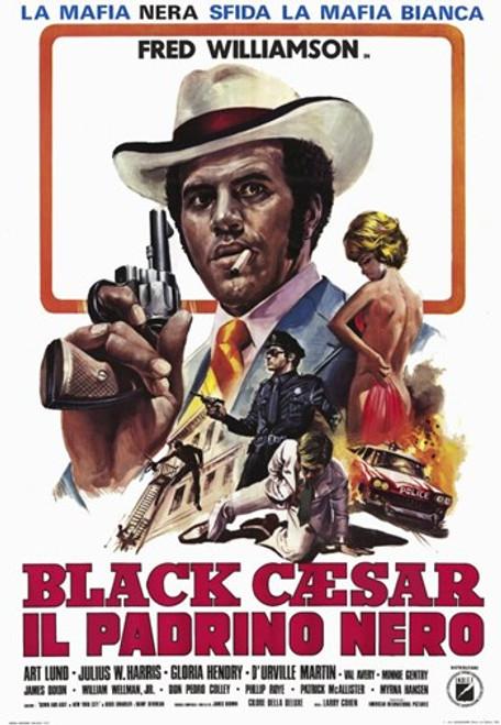 Black Caesar Movie Poster (11 x 17) - Item # MOV206296