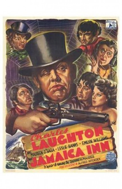 Jamaica Inn Movie Poster (11 x 17) - Item # MOV220987