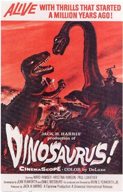 Dinosaurus Movie Poster (11 x 17) - Item # MOV199137