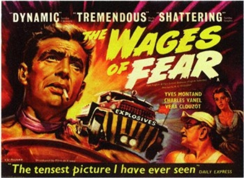 Wages of Fear Movie Poster (17 x 11) - Item # MOV202632
