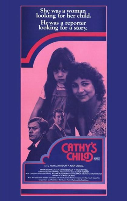 Cathy's Child Movie Poster (11 x 17) - Item # MOV230416